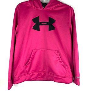 Under Armour fleece hoodie Excellent condition 100